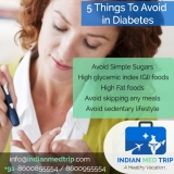 Diabetes Treatment in India