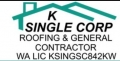 K Single Corp, Gutter Cleaning