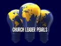 Church Leader Pearls