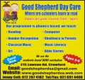 Good Shepherd Christian Academic Preschool